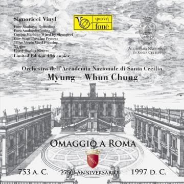 Omaggio a Roma vol. II° - Myung-Whun Chung (Vinile)