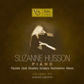 Suzanne Husson - Piano (CDGOLD24K)