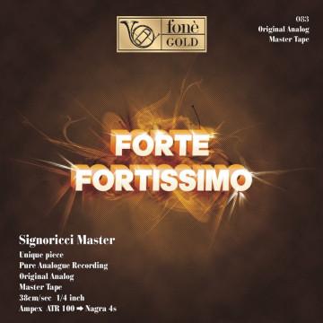 Forte Fortissimo - aa.vv (CD GOLD)