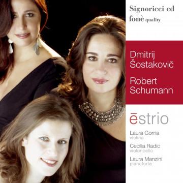 D.Šostakovic -  R. Schumann, Estrio