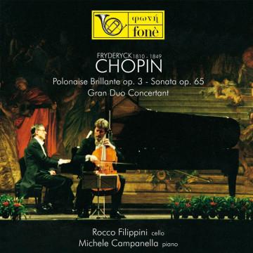 Rocco Filippini & Michele Campanella, CHOPIN (SACD)