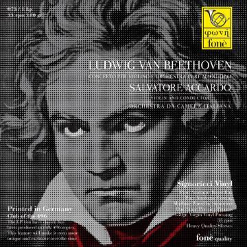 Salvatore Accardo, Ludwig Van Beethoven  (Vinile)