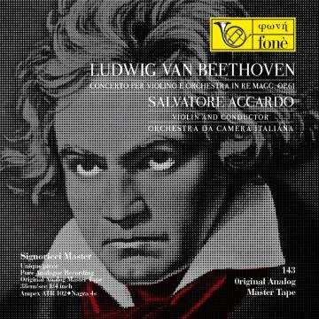 Ludwig Van Beethoven - Concerto per violino e orchestra (Tape)