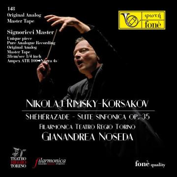 SHÉHÉRAZADE - Nikolaj Rimsky, Korsakov (Tape)