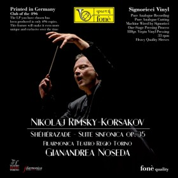 Shèrazade - Nikolaj Rimsky Korsakov