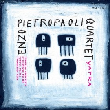 Enzo Pietropaoli Quartet - Yatra