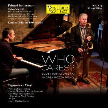 Scott Hamilton/Andrea Pozza  WHO CARES?