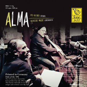 Alma - Peo Alfonsi, Salvatore Maiore (Vinile)