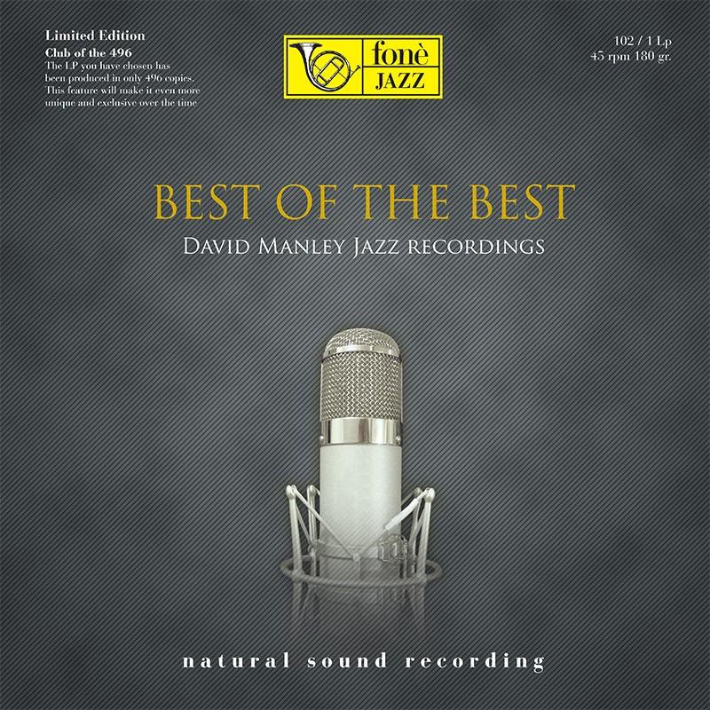 David Manley Jazz - Best of The best - CDGOLD24K
