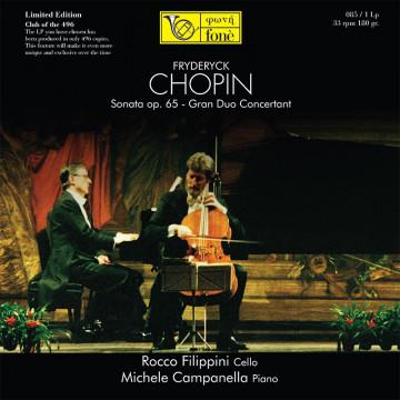 Rocco Filippini & Michele Campanella, CHOPIN (VINILE)