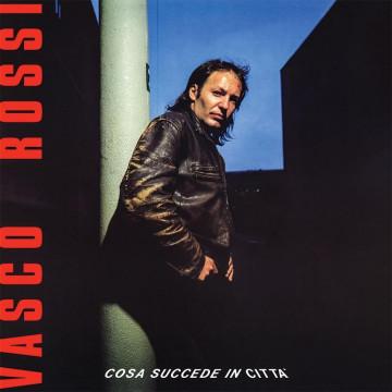 Vasco Rossi - Cosa succede in città (VINILE)