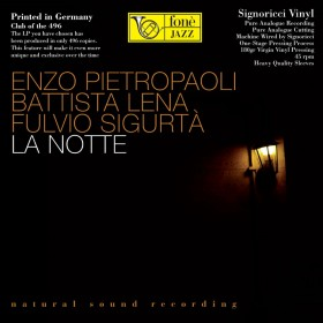La Notte - Pietropaoli / Lena / Sigurtà 2 LP