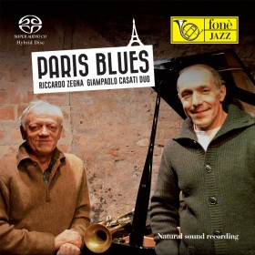Paris Blues - Riccardo Zegna  Giampaolo Casati Duo (SACD)