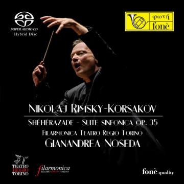 SHÉHÉRAZADE - Nikolaj Rimsky, Korsakov (SACD)