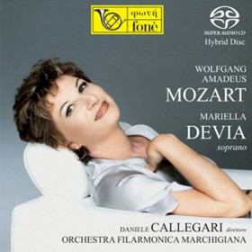 W.A.Mozart  Orchestra Filarmonica Marchigiana