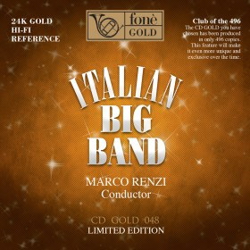 Italian Big band - Marco Renzi (CDGOLD24K)
