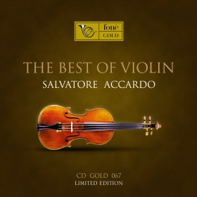 Salvatore Accardo - Best of Violin - CDGOLD24K
