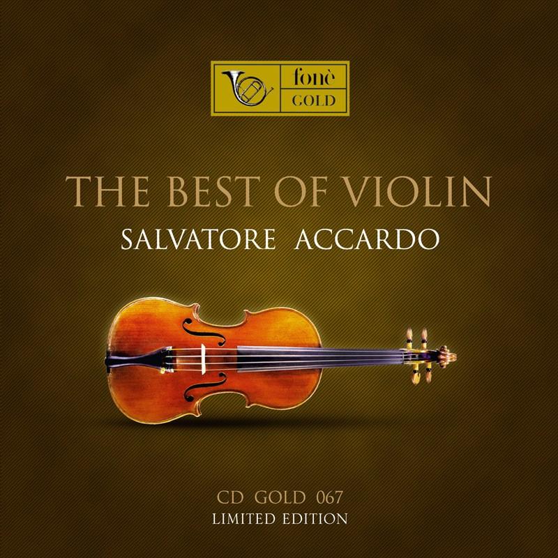 Salvatore Accardo - Best of Violin - CDGOLD24K