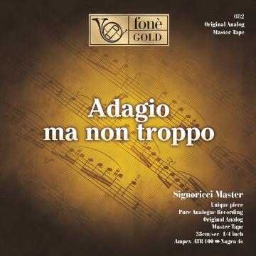 Adagio ma non troppo - aa.vv (CD-GOLD)