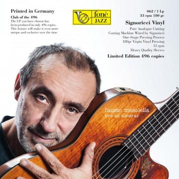 Fausto Mesolella - Live ad Alcatraz (Vinile)