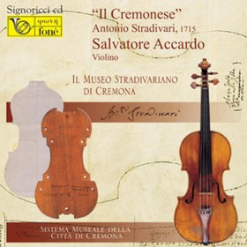 Stradivari - Il Cremonese , Omaggio a Fritz Kreisler
