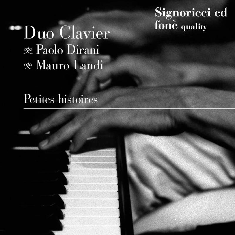 Duo Clavier - Petites histoires (Cd)