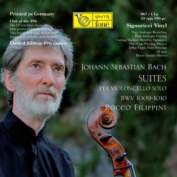Rocco Filippini J. S. BACH