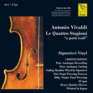 Antonio Vivaldi - Le 4 stagioni