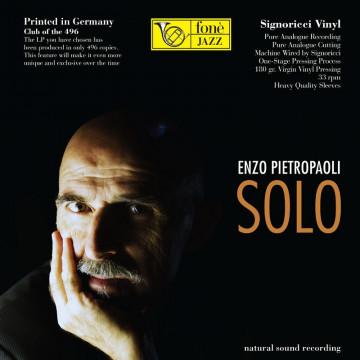 Enzo Pietropaoli - Solo (Vinile)