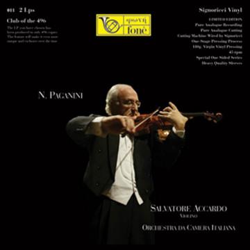 N.Paganini - S.Accardo - 2LPs