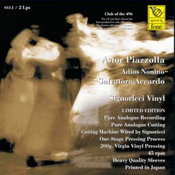 Astor Piazzolla  Adios Nonino - 2LPs