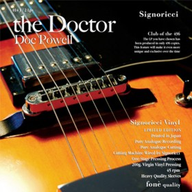 Doc Powell  THE DOCTOR - 2LPs