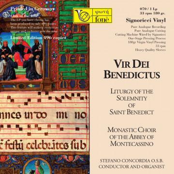 Vir dei Benedictus [LP]