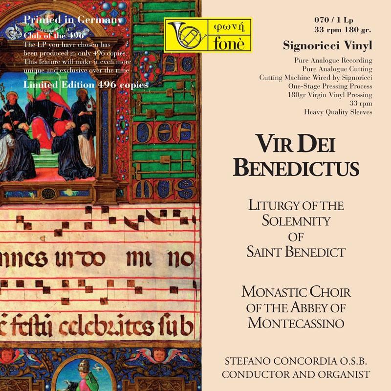 Vir de Benedictis