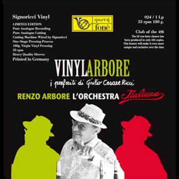 Renzo Arbore l'Orchestra Italiana  VINYLARBORE