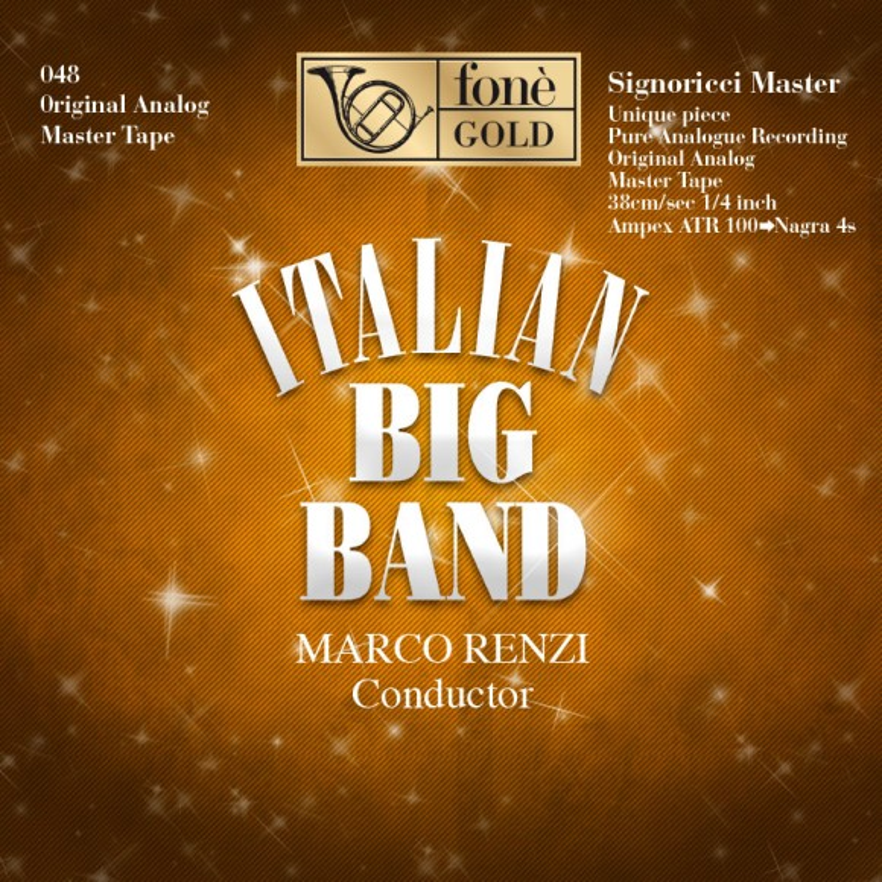 Italian Big band - Marco Renzi - CDGOLD24K