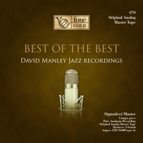 David Manley Jazz - Best of The best  (Tape)