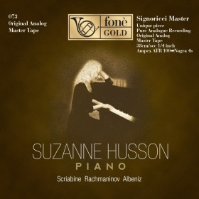 Suzanne Husson - Piano (Tape)