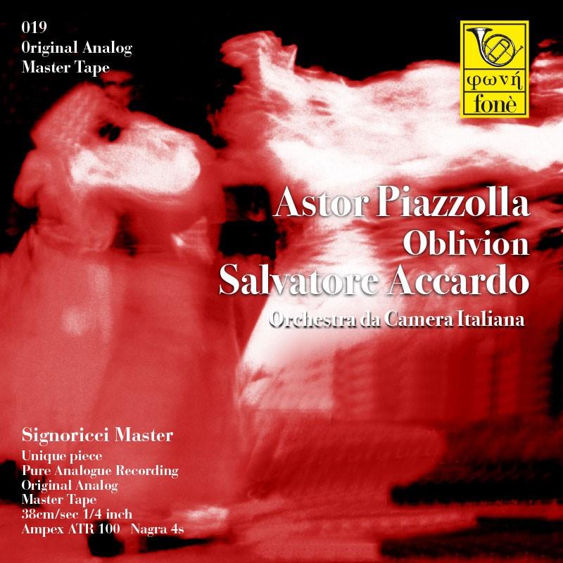 Piazzolla- Oblivion