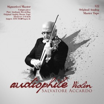 Audiophile Violin  (Tape)
