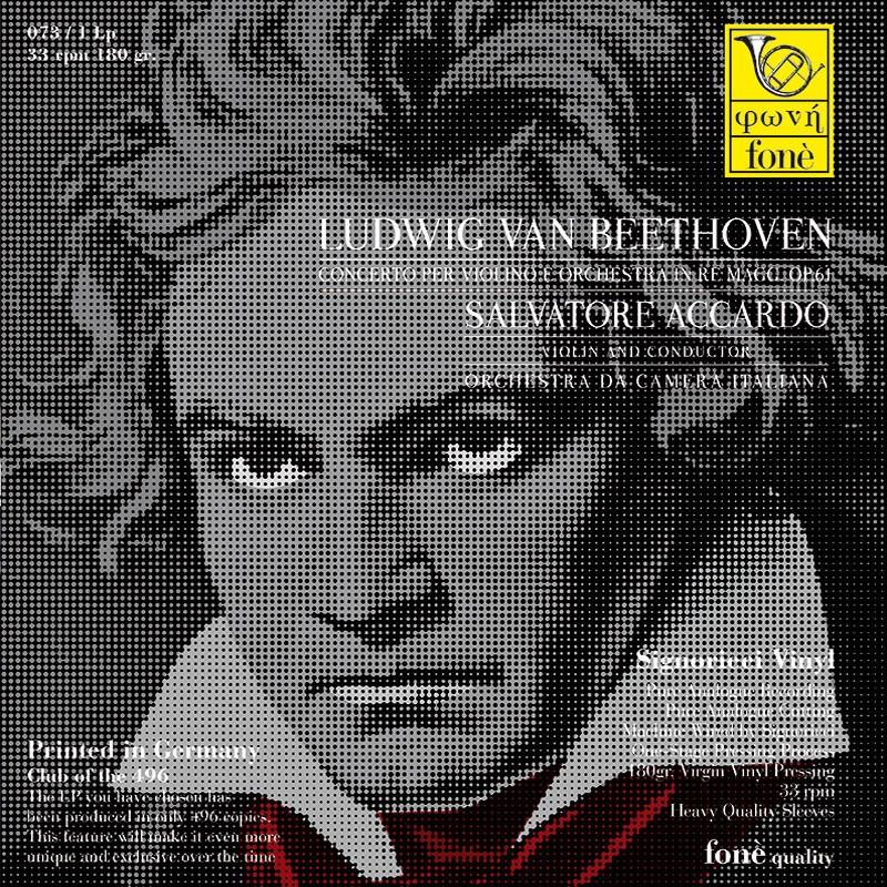 Ludwig Van Beethoven - Salvatore Accardo