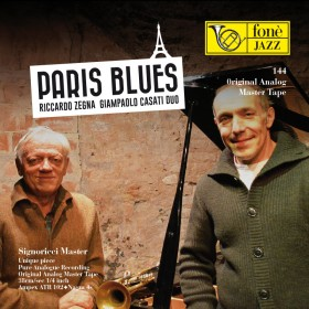 Paris Blues - Riccardo Zegna  Giampaolo Casati Duo (Tape)