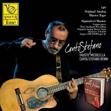 Canto Stefano - Fausto Mesolella canta Stefano Benni (Tape)