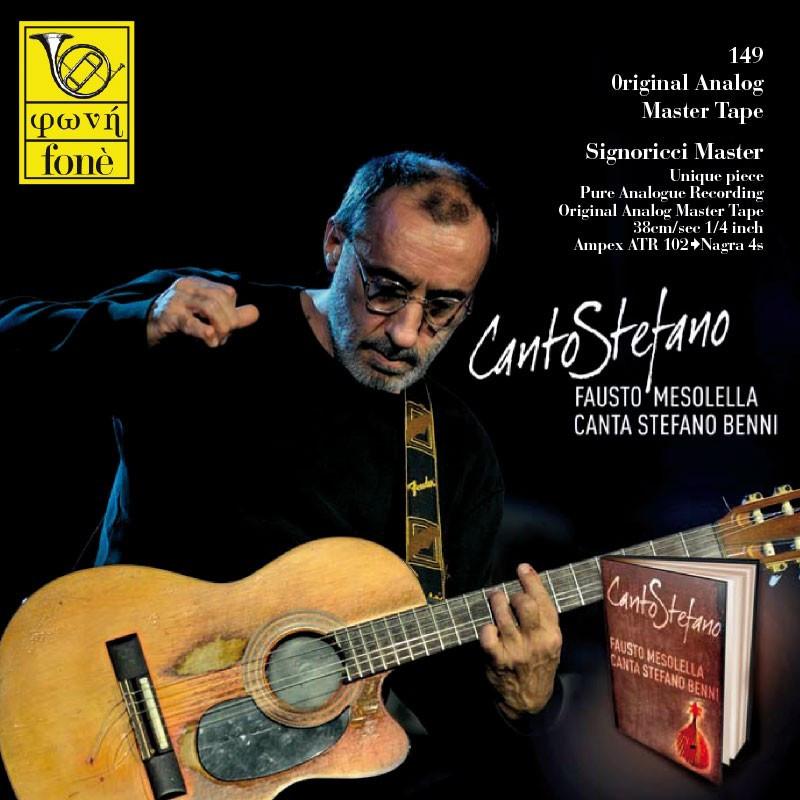 Canto Stefano - Fausto Mesolella canta Stefano Benni AMT