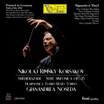 Shèhèrazade - Nikolaj Rimsky Korsakov
