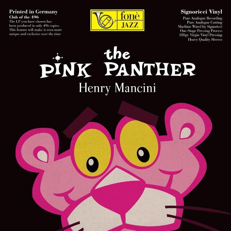 The Pink Panter - Henry Mancini