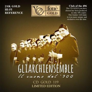 Gliarchiensemble  - Il suono del '900 (CD GOLD 24K)