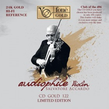 Salvatore Accardo - Audiophile Violin