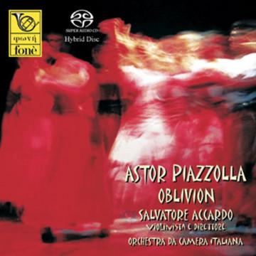 Salvatore Accardo - Astor Piazzolla, Oblivion (SACD)