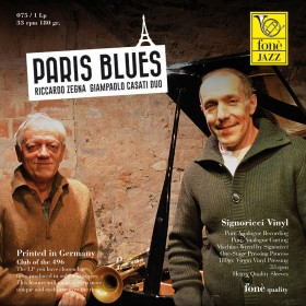 Paris Blues - Riccardo Zegna  Giampaolo Casati Duo  [LP]